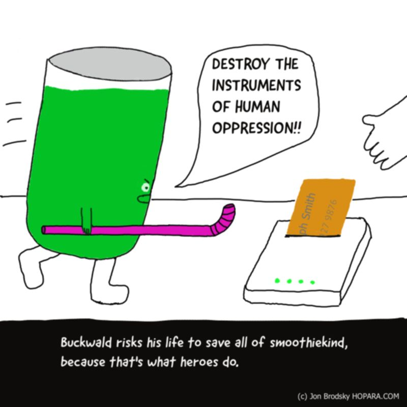 destroy the instruments of human oppression